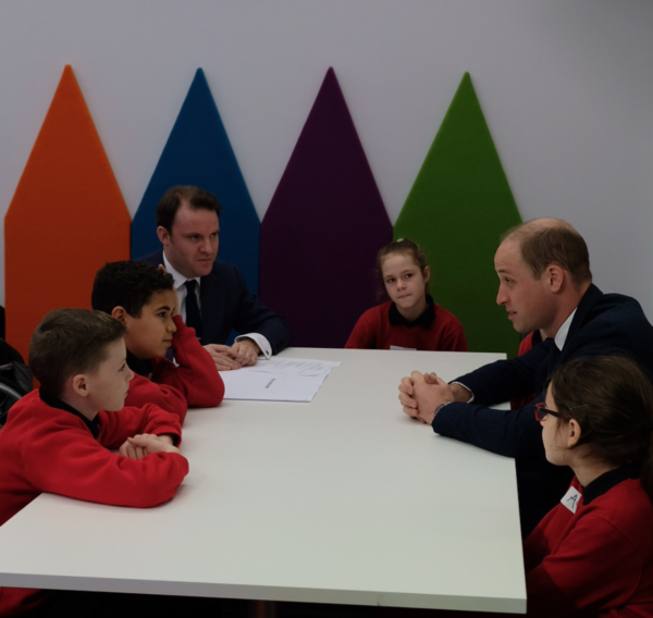 The Duke and Duchess of Cambridge attended the Children's Global Media Summit