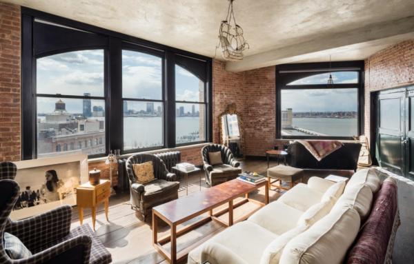 Kirsten Dunst New York Loft