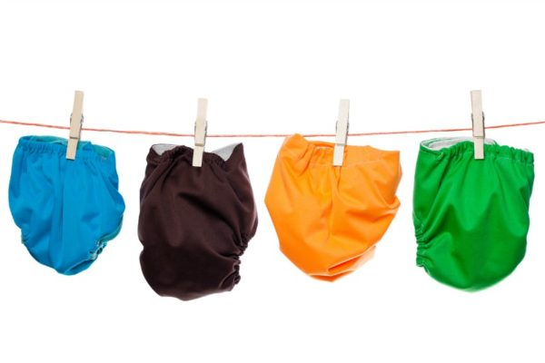cloth nappies on line