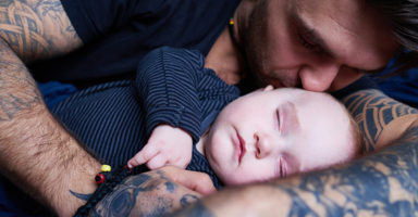 3 things that happen to a man's brain once he becomes a dad