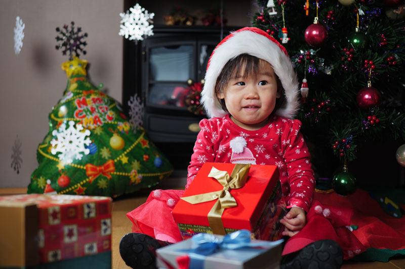 Toddler Christmas presents