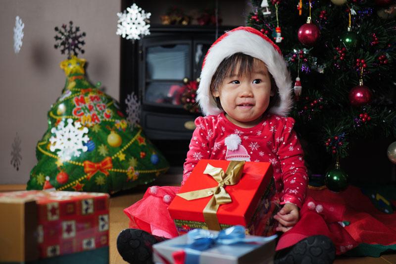 Toddler Christmas presents