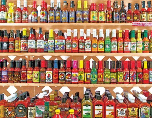 Hot Sauce puzzle