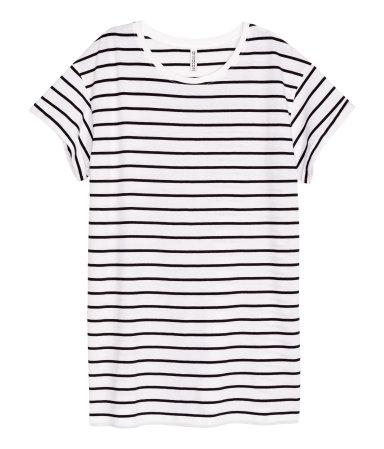 stripey tshirt
