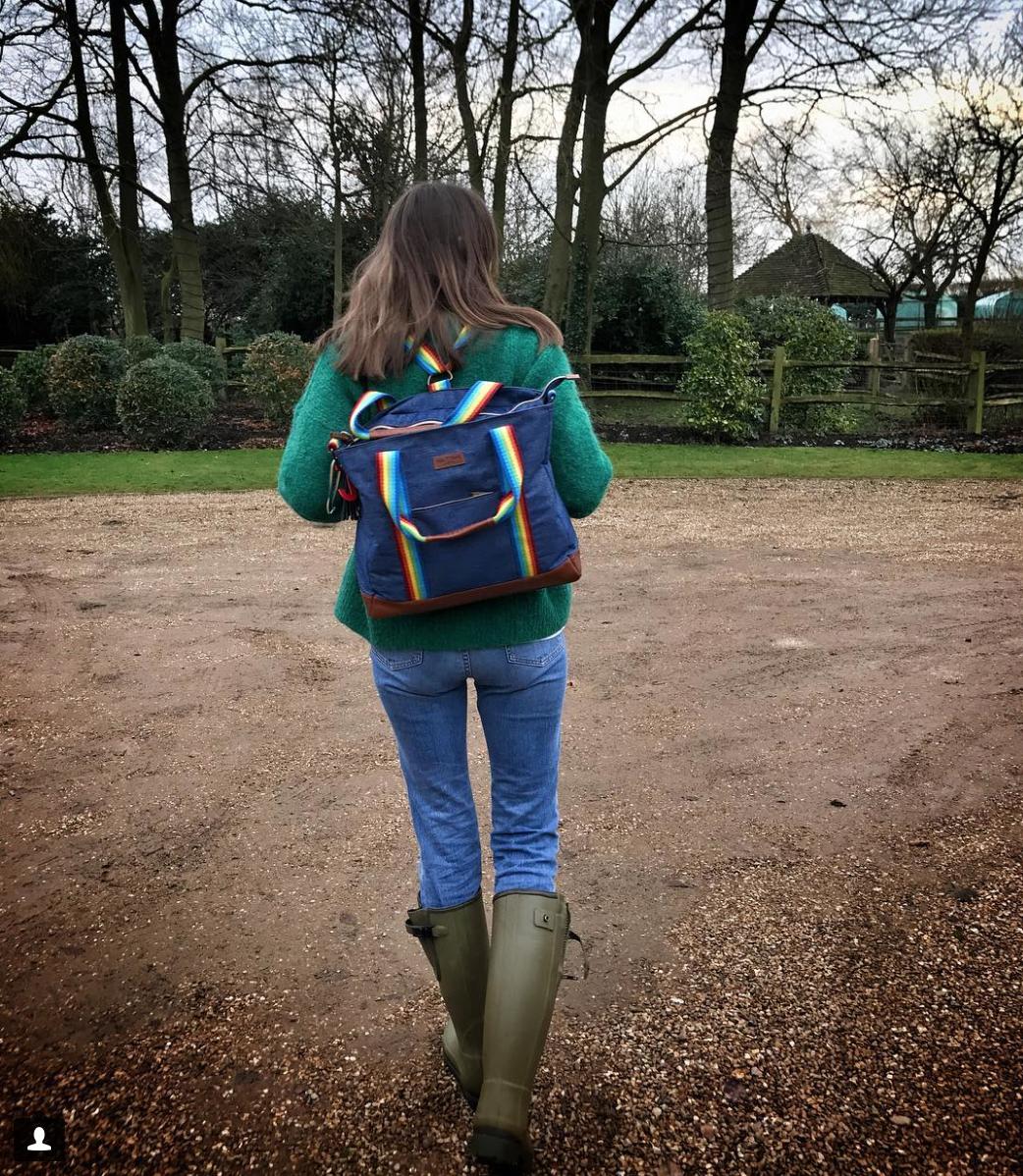 Jools Oliver Little Bird backpack