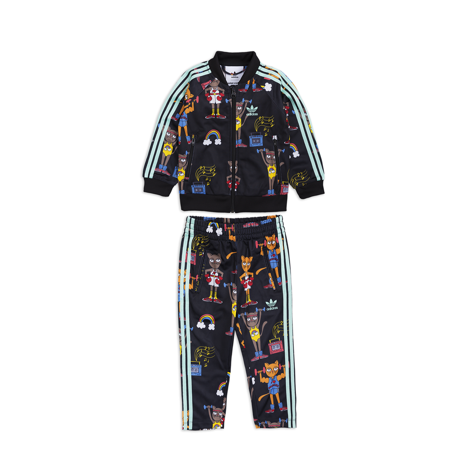 TRACK SUIT - ADIDAS ORIGINALS BY MINI RODINI