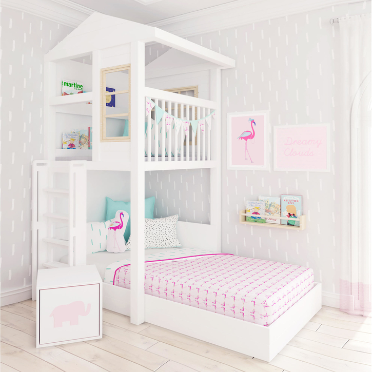 Ela Playhouse with optional Bed