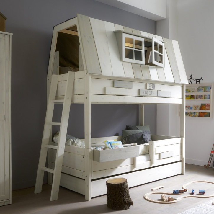 Hangout Bunk Bed - Lifetime Kidsrooms