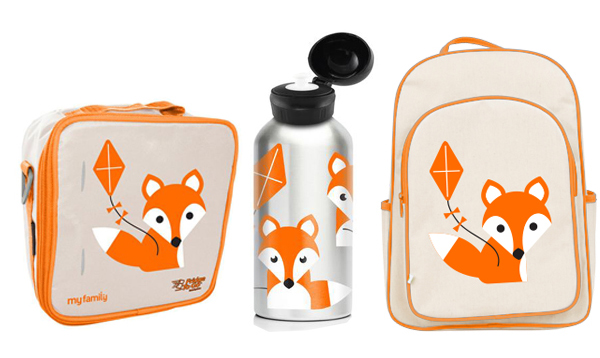 My Family fox lunchbox products