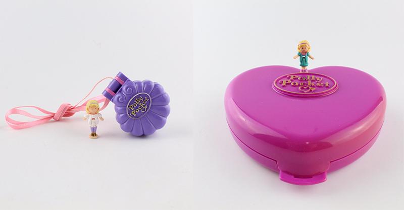 80s Polly Pocket toys