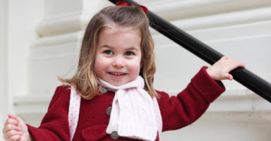Charlotte and Kate just had the cutest mummy-daughter Christmas date