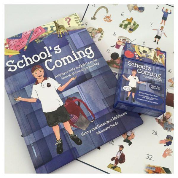 schools coming boy kit
