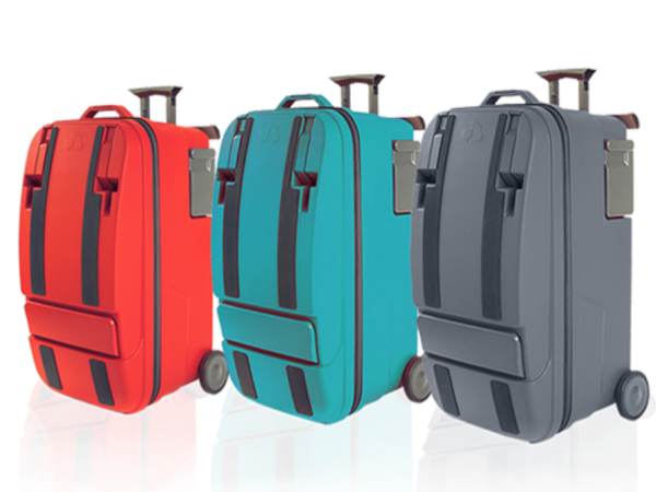 suitcase colours