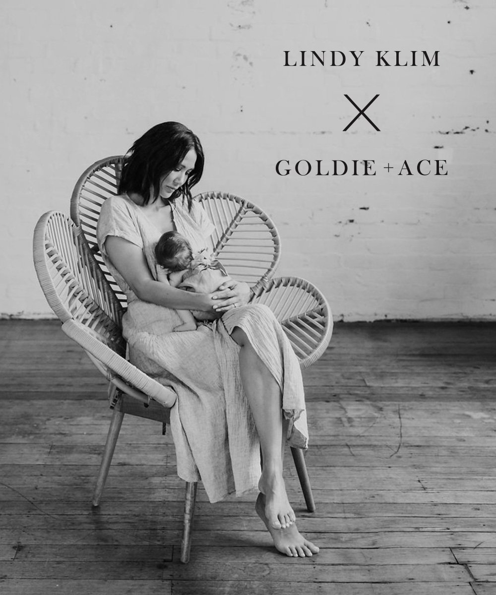 Lindy Klim x Goldie and Ace