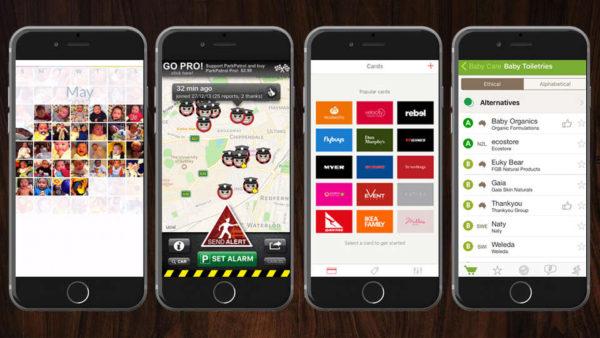 Park Patrol App