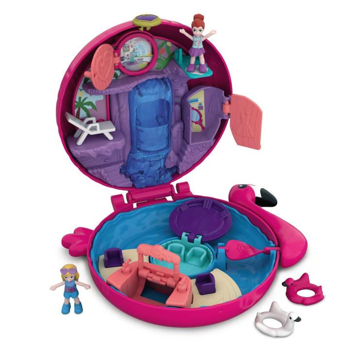 2018 Polly Pocket toys