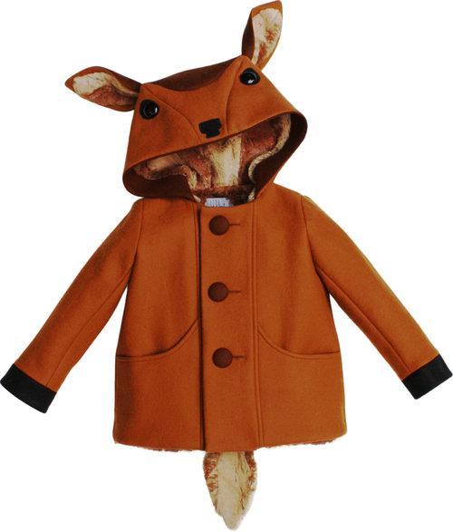 Little Goodall coats