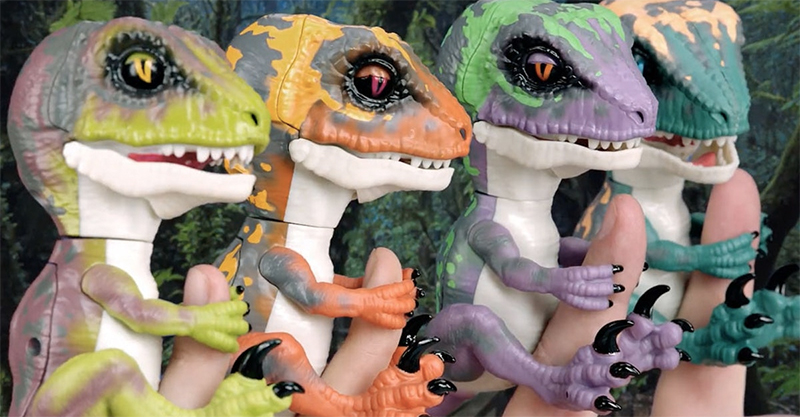 New Dinosaur Fingerlings Are Here And They Re Ready To Roar