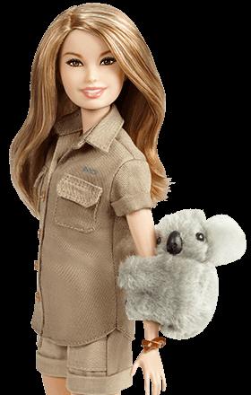 Bindi Irwin Doll