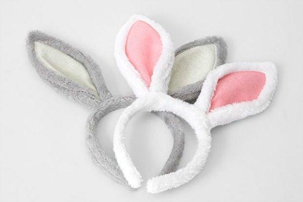 Bought bunny headband
