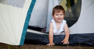 10 things I wish I'd known before I went camping with a baby