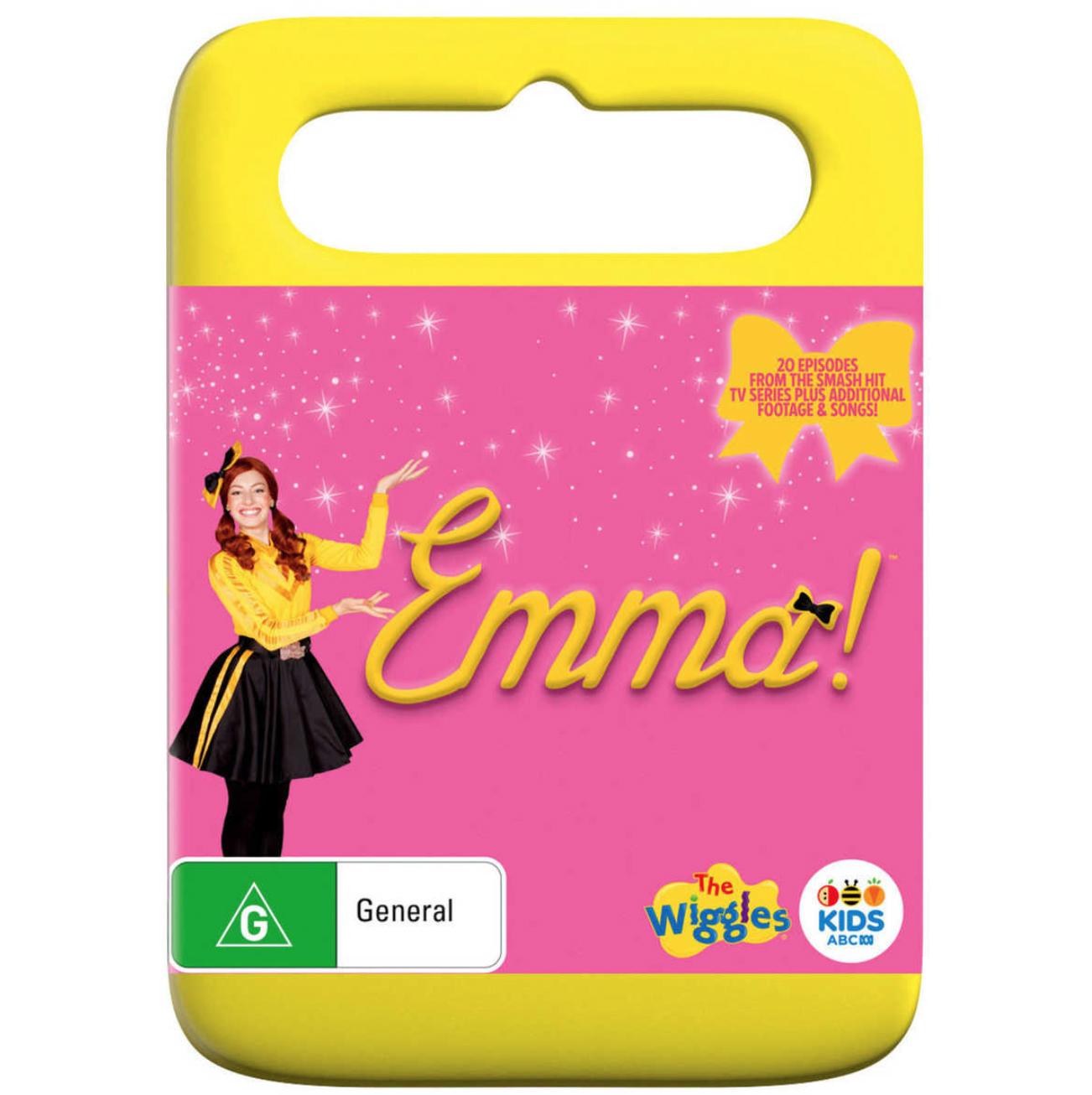 Emma Wiggle DVD
