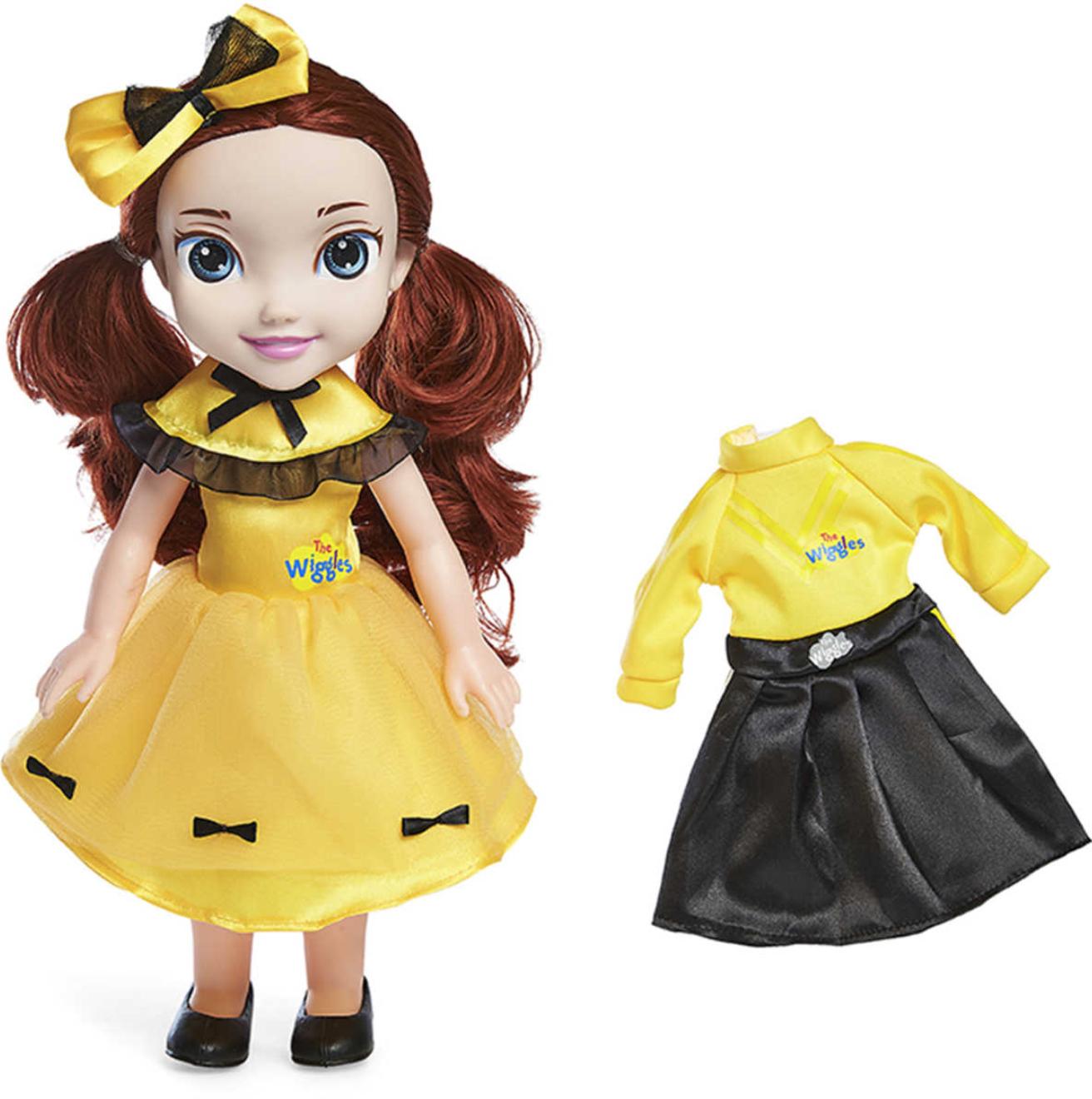 Emma Wiggle Ballerina Doll