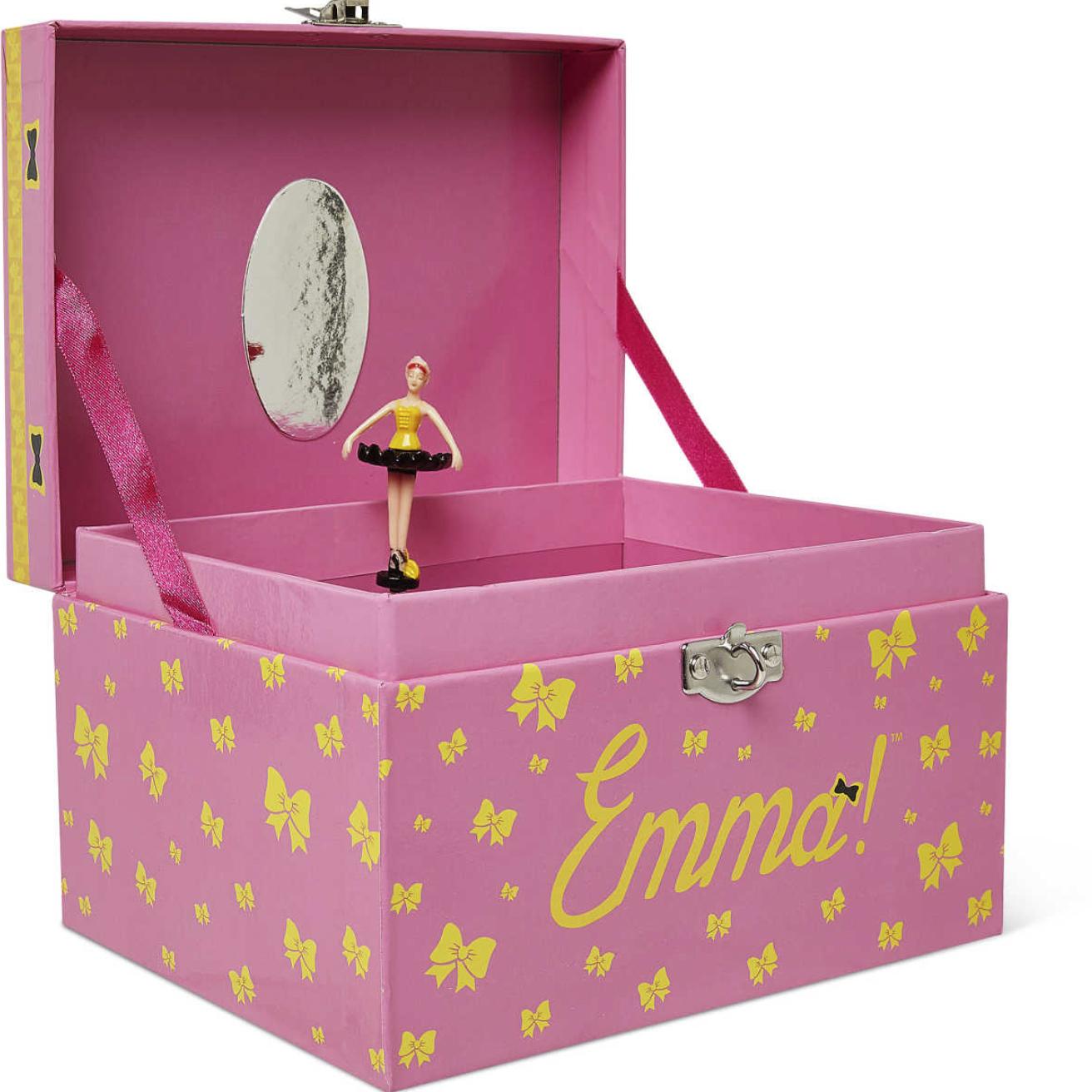 Emma Wiggle Music Box