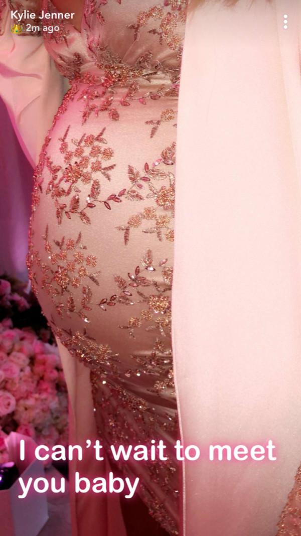 Khloe Kardashian baby shower