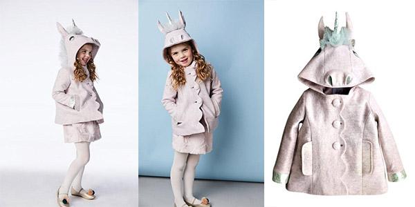 Little Goodall Unicorn coat
