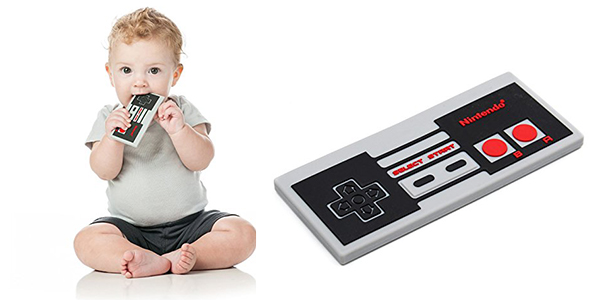 Baby Gamers Are So Relieved There S A Nintendo Teether Now