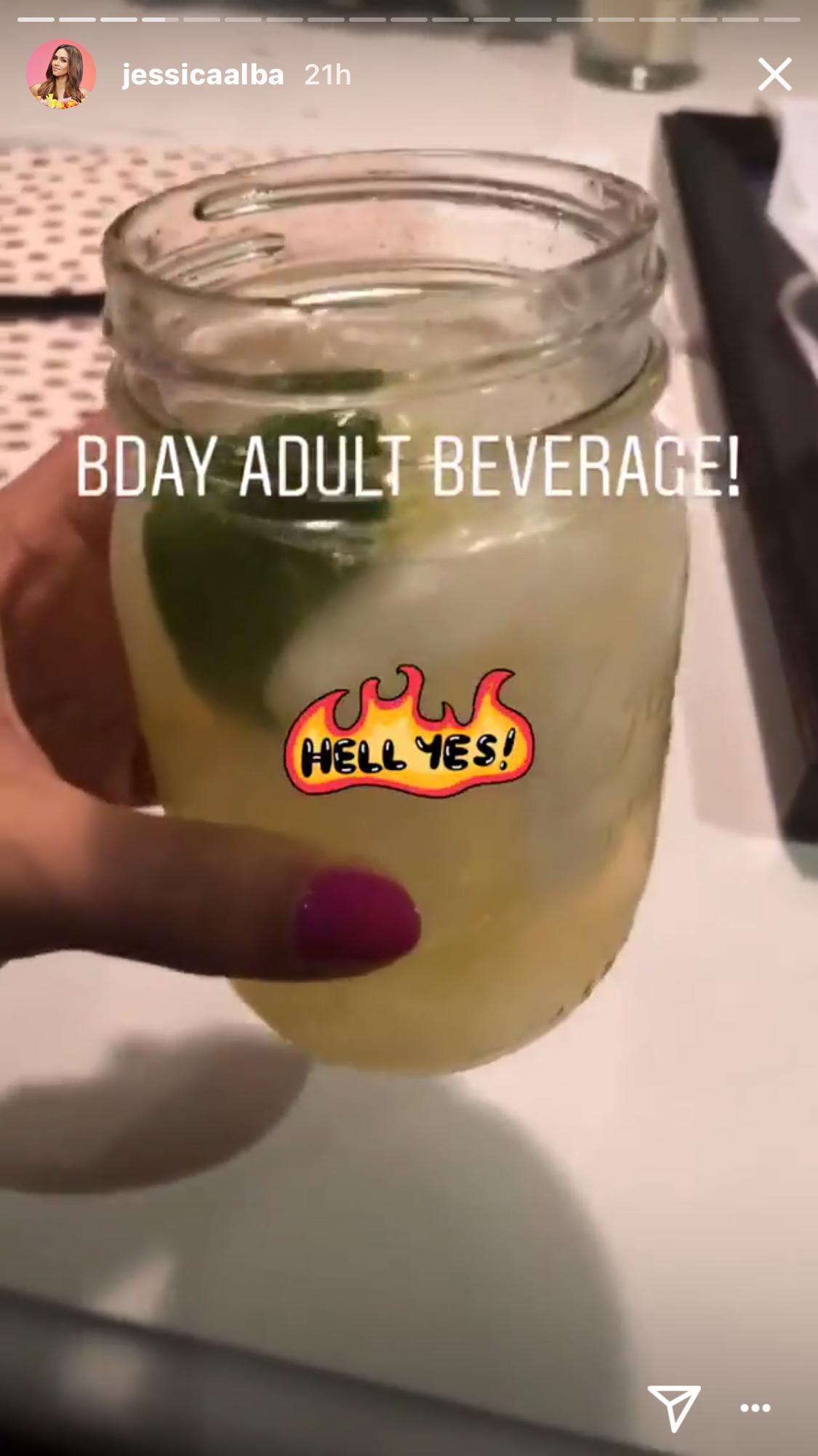 Jessica Alba birthday