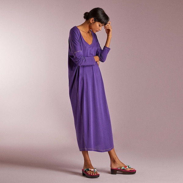 Zara long nightdress