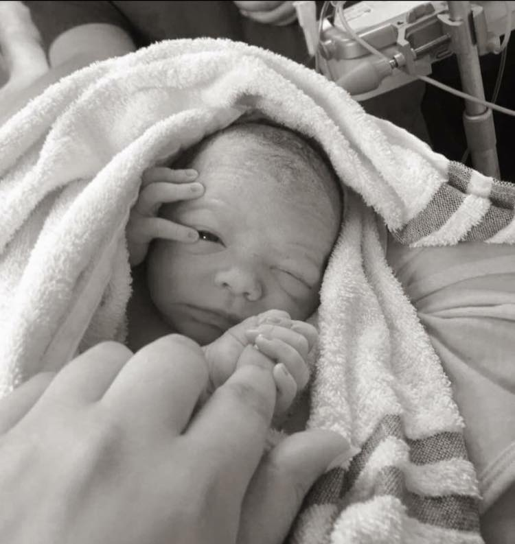 Mummy Mumblings baby