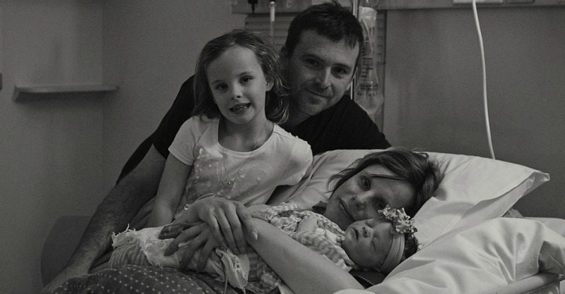 Heidi Welsh and family