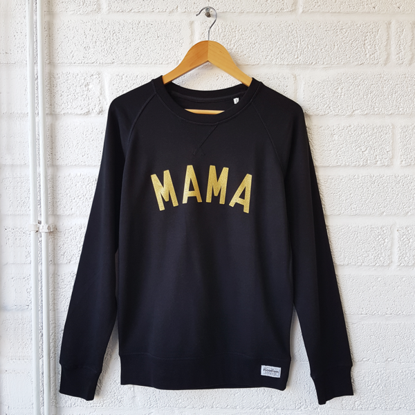 Mama GOLD sweat shirt