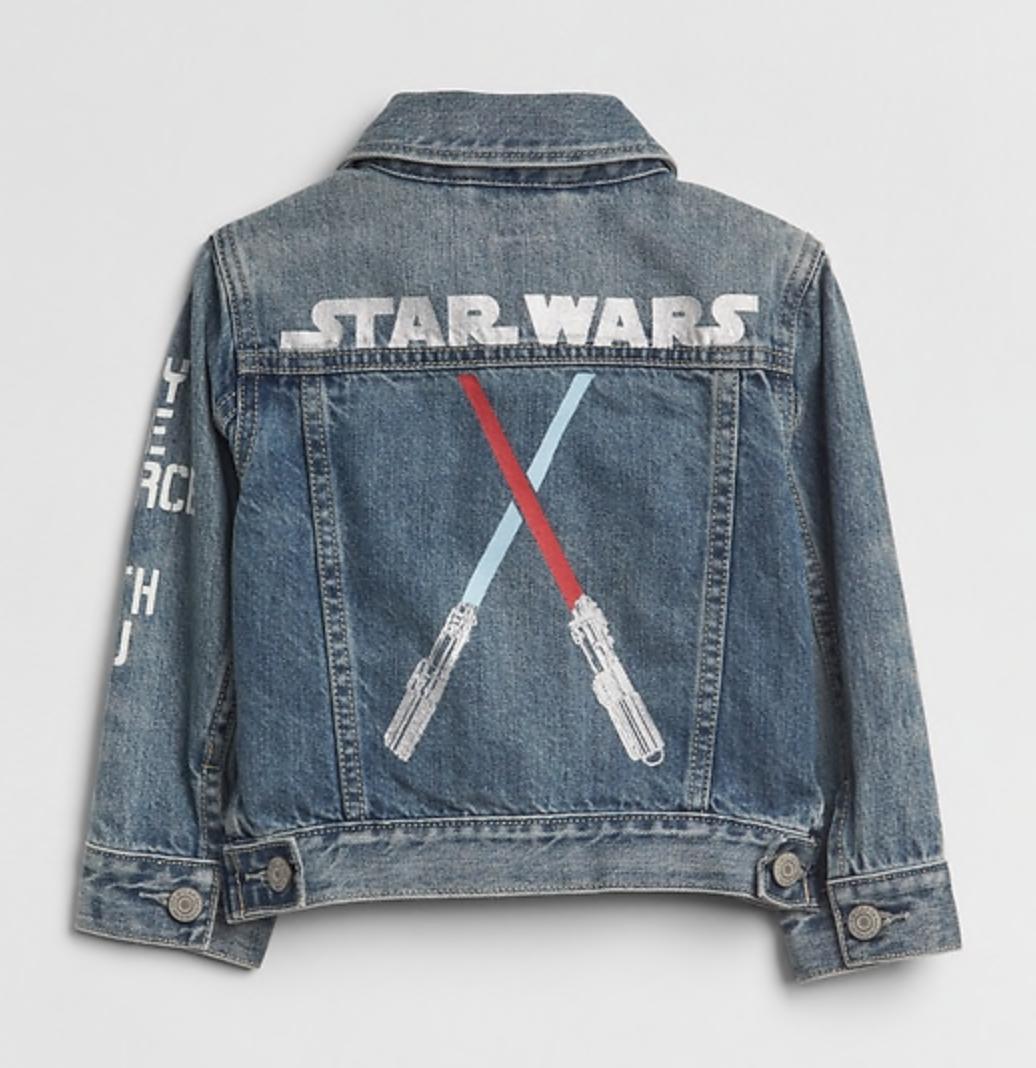Star Wars Denim Jacket