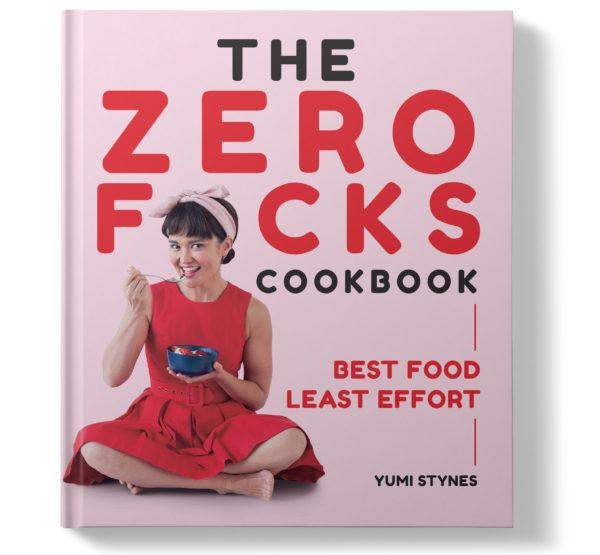 Zero Fcks Cookbook
