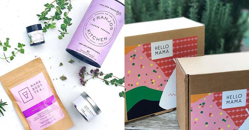 Hello Mama Gift Boxes