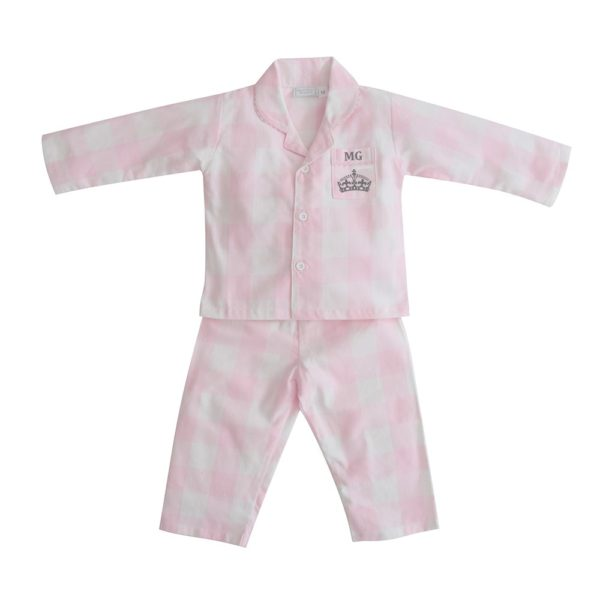 The Cosiest Monogrammed Robes And Pjs For Your Little