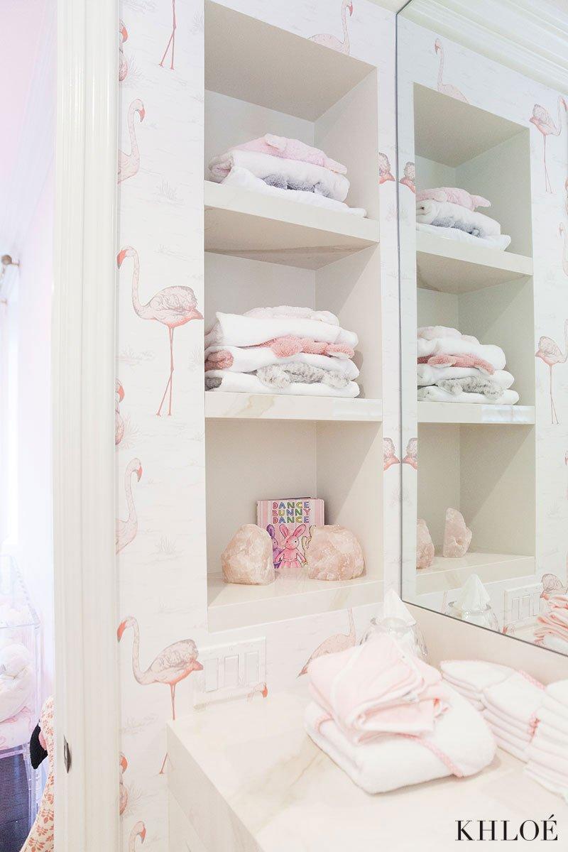 Khloe Kardashian nursery