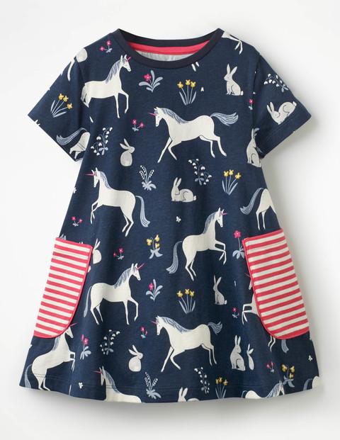 Boden girls' dress