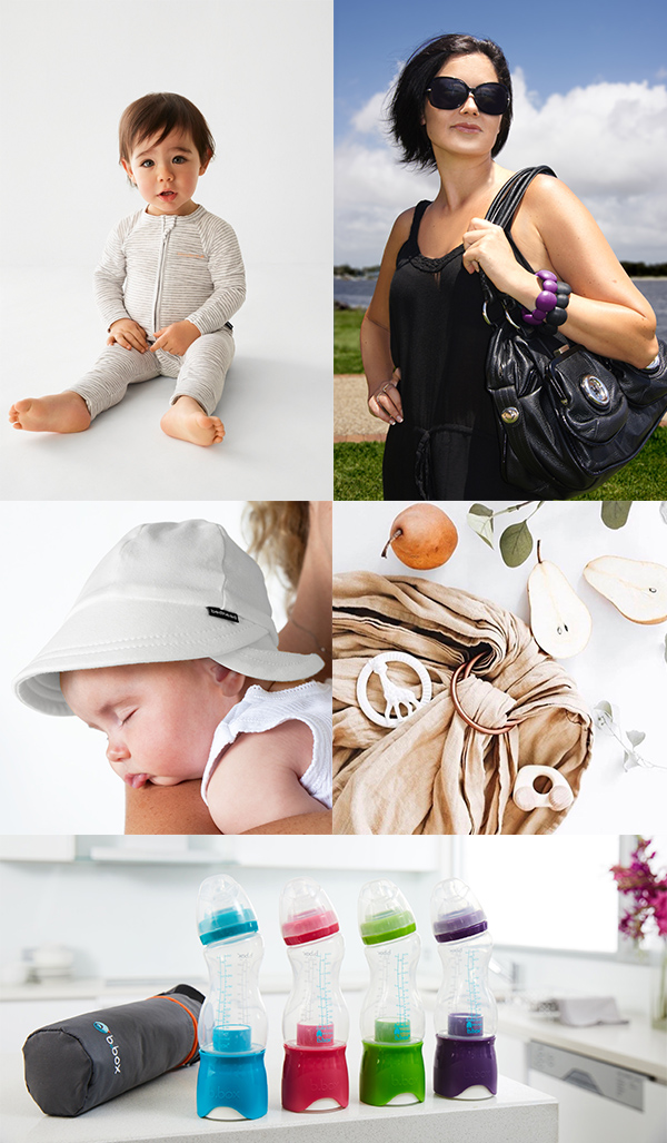 Sydney gift bag baby shower