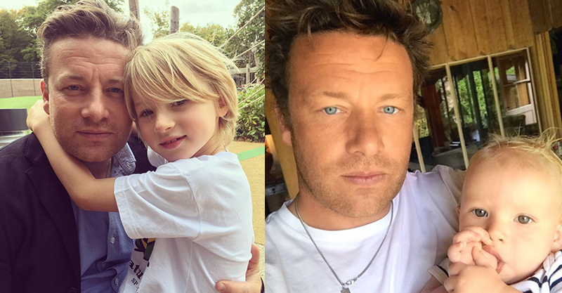 Jamie Oliver Shares Family S Dark Days Quot Jools And I Have