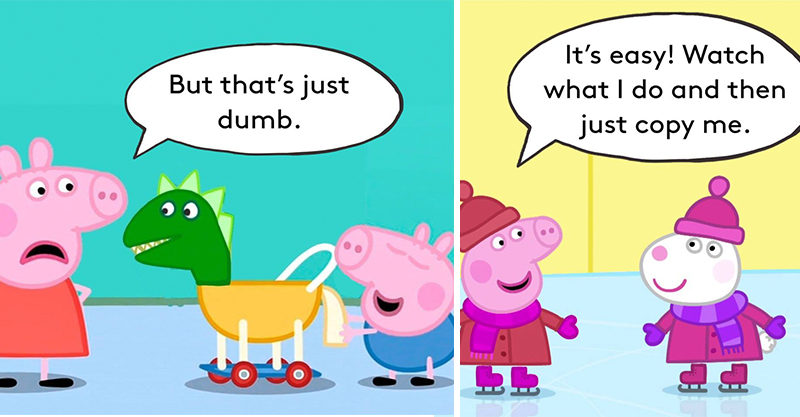 Peppa Pig horoscopes