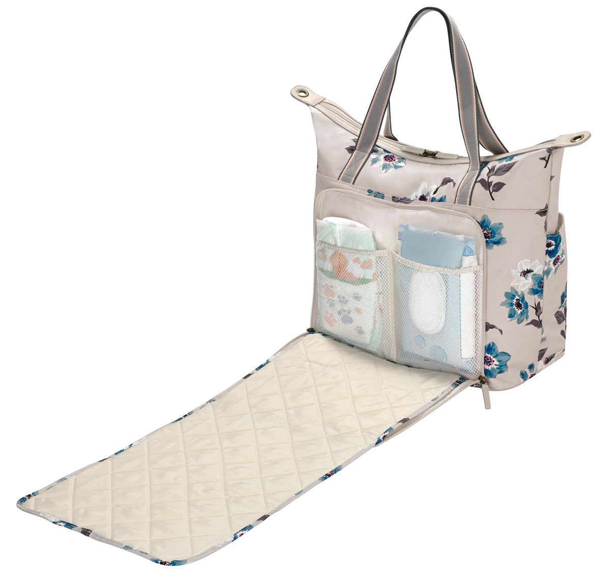 Cath Kidston Anemone Bouquet oversized changing bag
