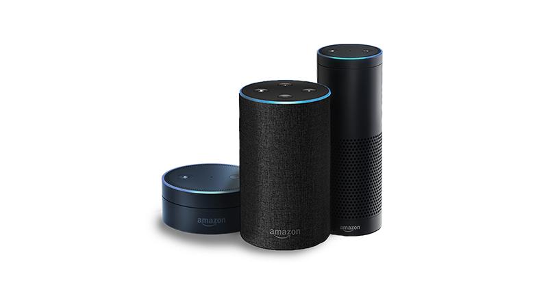 PRODUCT: Amazon Alexa devices
