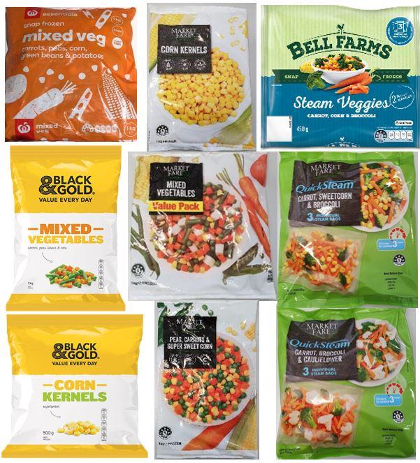 Editorial: Frozen vegetable recall