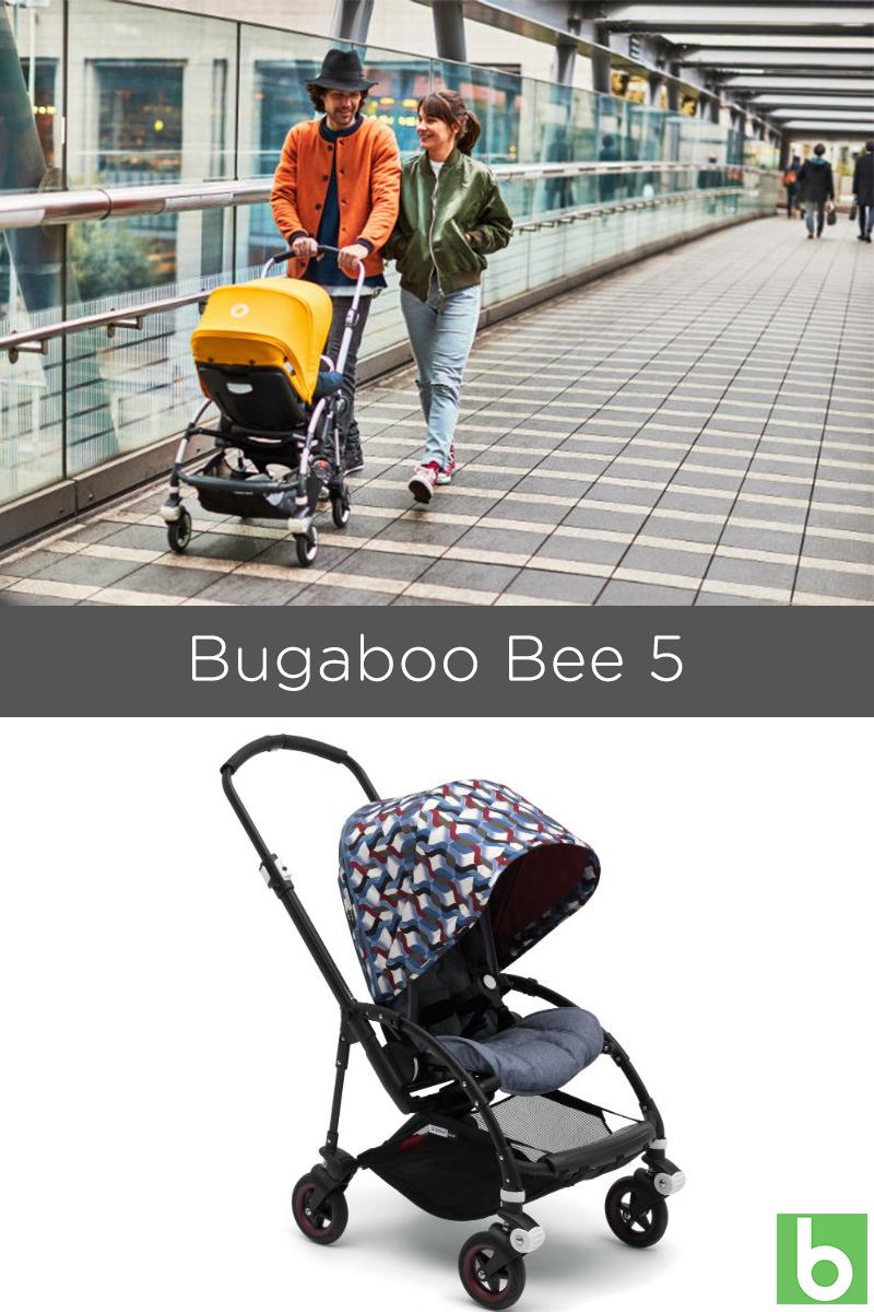Bugaboo Bee 5 - Best Prams of 2018