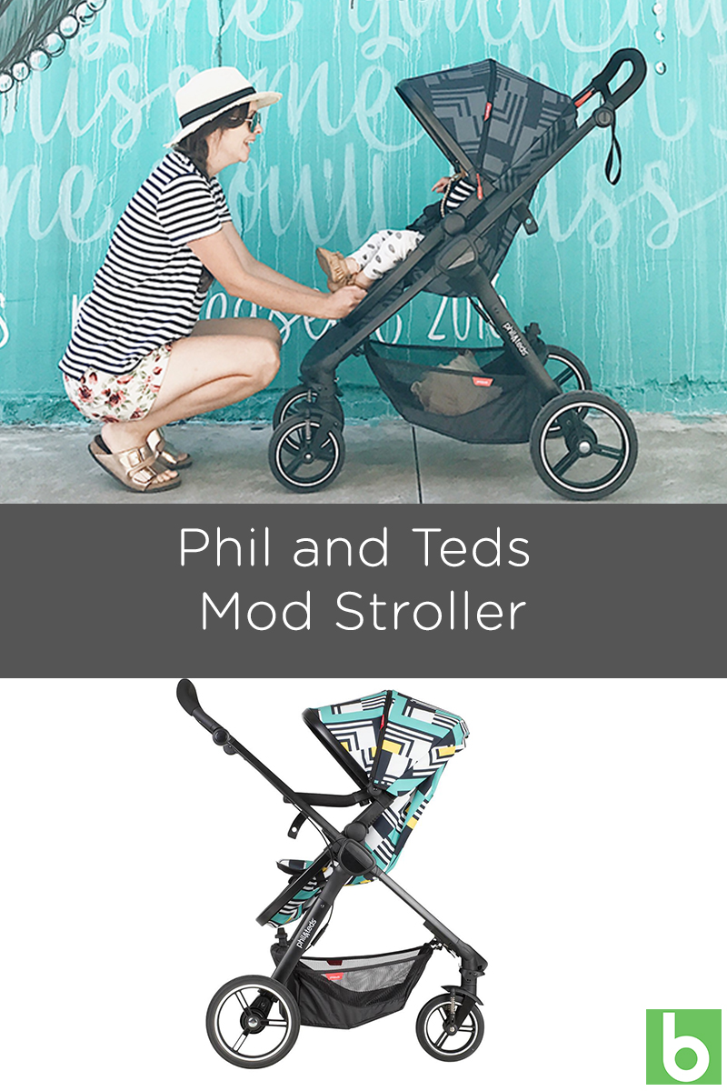 Phil and Ted's mod stroller- best prams of 2018